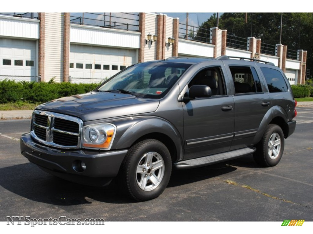 2004 dodge durango limited 4x4 in graphite metallic. Black Bedroom Furniture Sets. Home Design Ideas