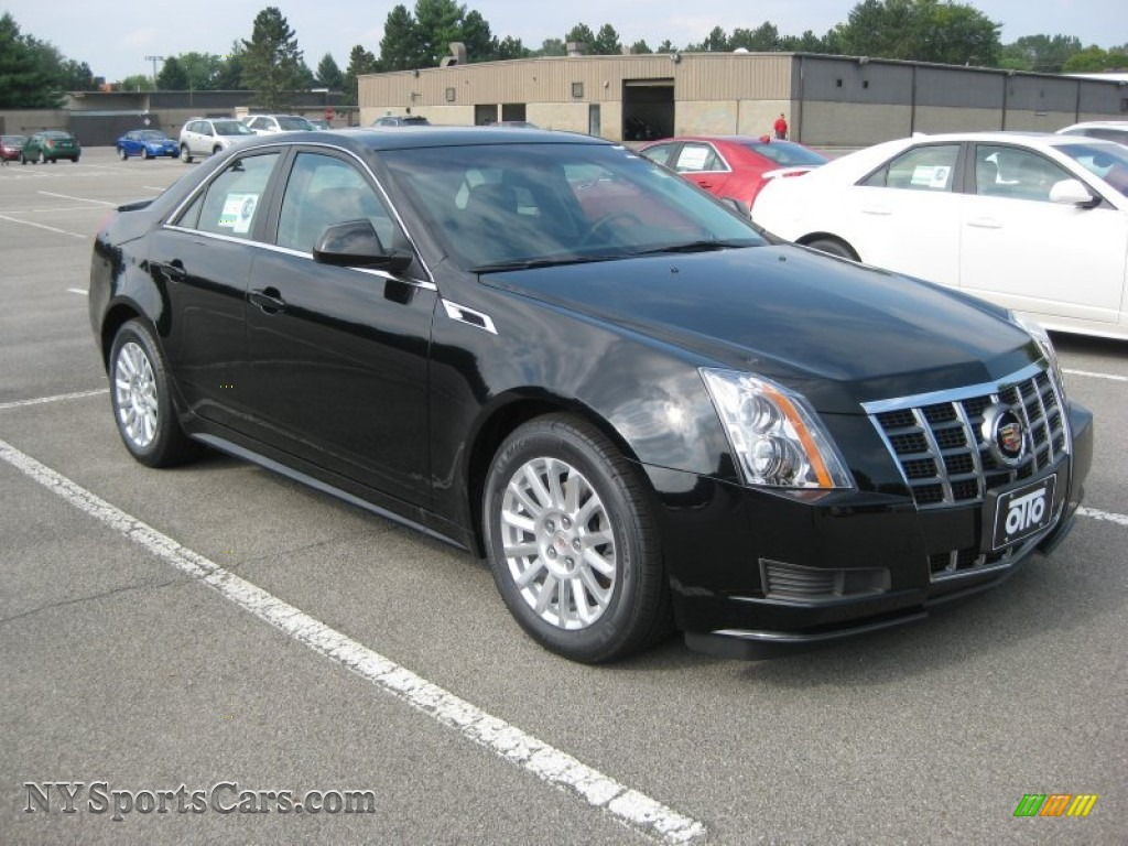 2012 Cadillac Cts 4 3 0 Awd Sedan In Black Raven 105162