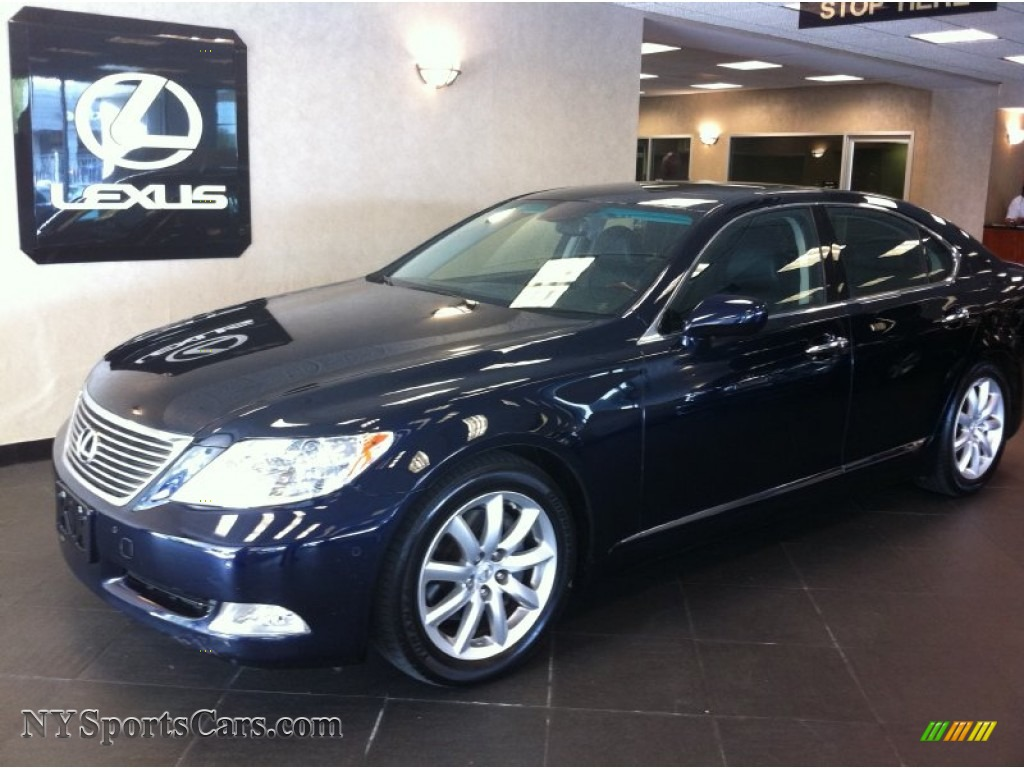 2008 lexus ls 460 in black sapphire blue pearl photo 3 067250 cars for. Black Bedroom Furniture Sets. Home Design Ideas