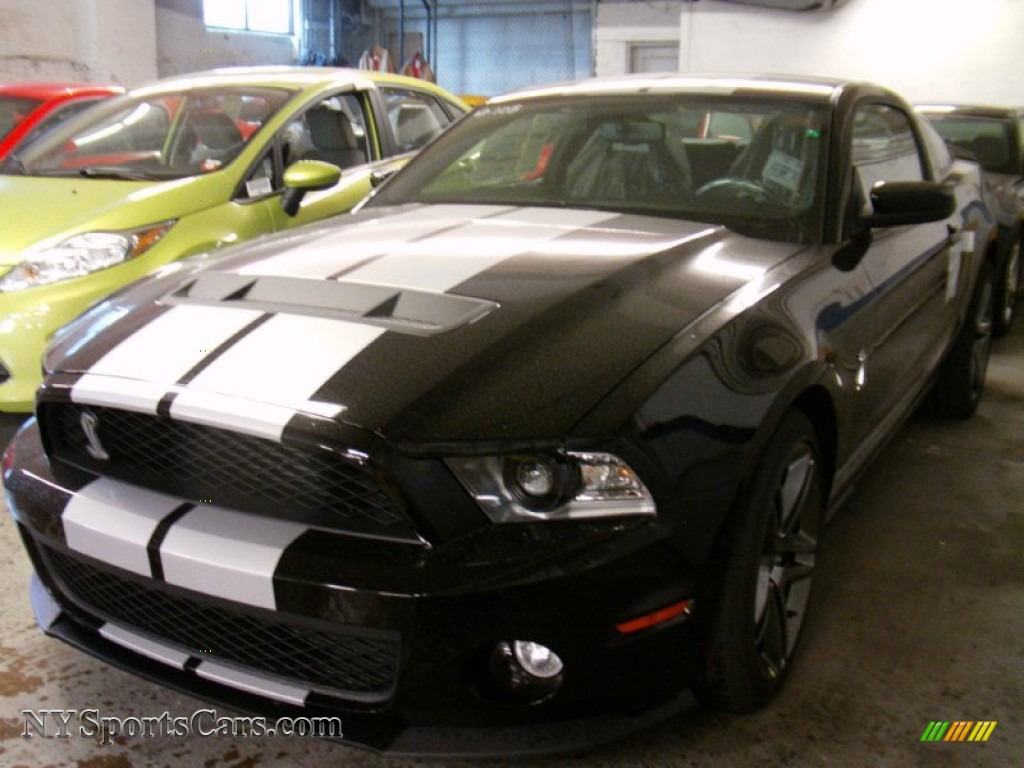 2012 ford mustang shelby gt500 coupe in black 248117 cars for sale in new. Black Bedroom Furniture Sets. Home Design Ideas