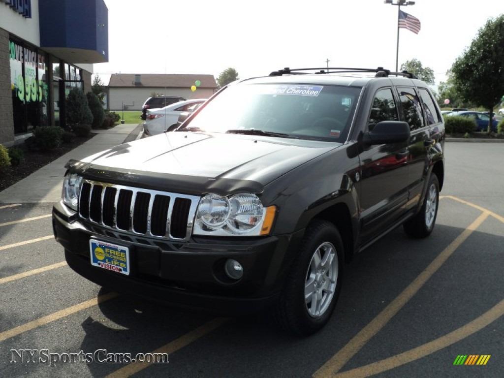 2006 jeep grand cherokee laredo 4x4 in dark khaki pearl 258842 cars for. Black Bedroom Furniture Sets. Home Design Ideas