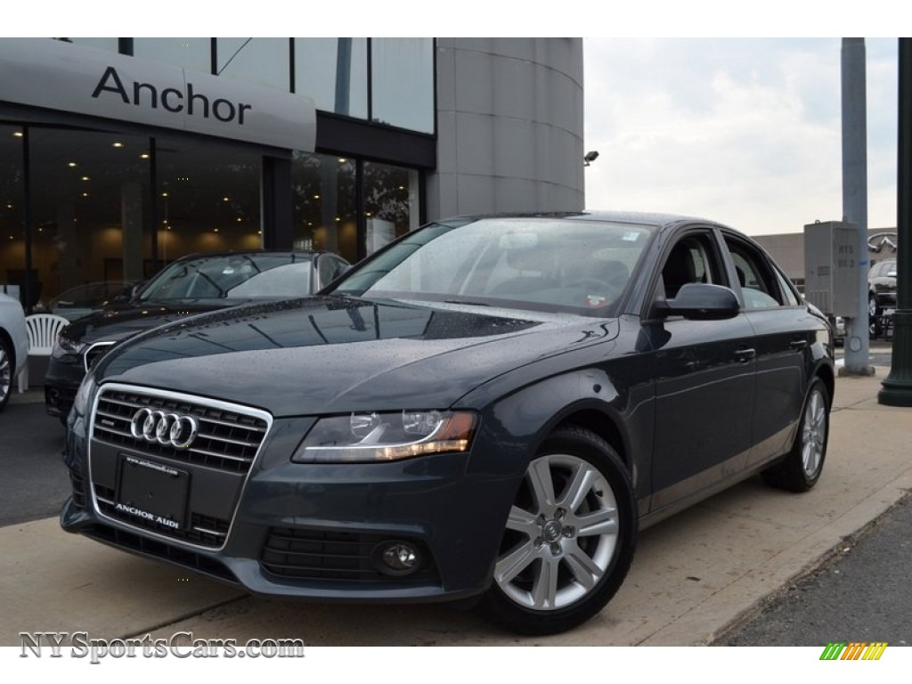 2011 audi a4 2 0t quattro sedan in meteor grey pearl. Black Bedroom Furniture Sets. Home Design Ideas