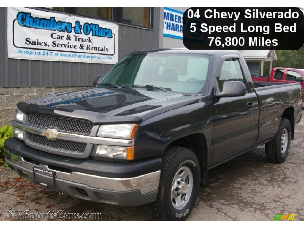 chevy silverado 2004 ss regular autos post. Black Bedroom Furniture Sets. Home Design Ideas
