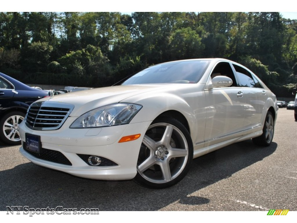 2009 mercedes benz s 550 4matic sedan in designo mystic for Mercedes benz northern blvd