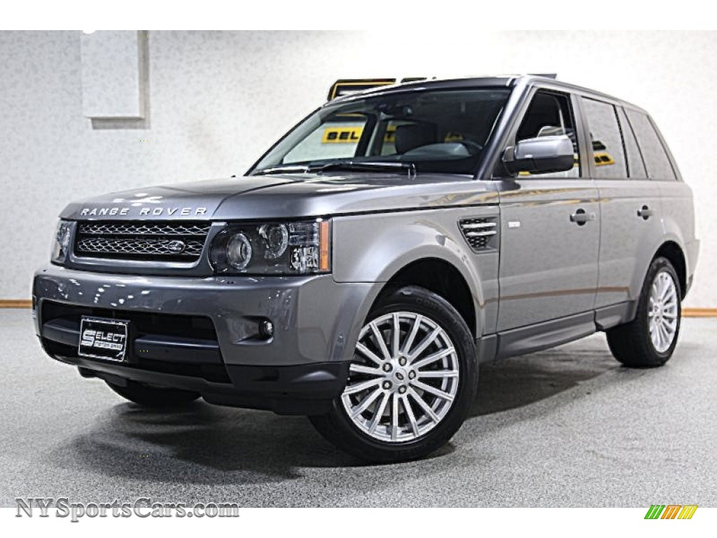 2010 land rover range rover sport hse in stornoway grey. Black Bedroom Furniture Sets. Home Design Ideas