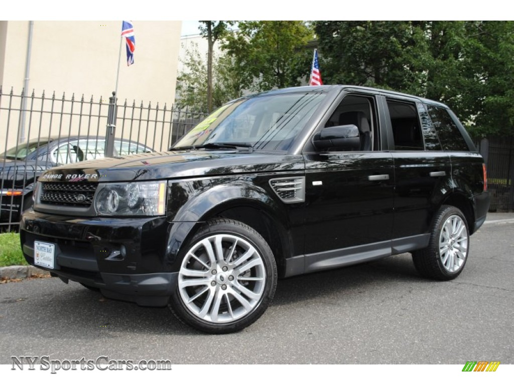 2010 land rover range rover sport hse in santorini black. Black Bedroom Furniture Sets. Home Design Ideas