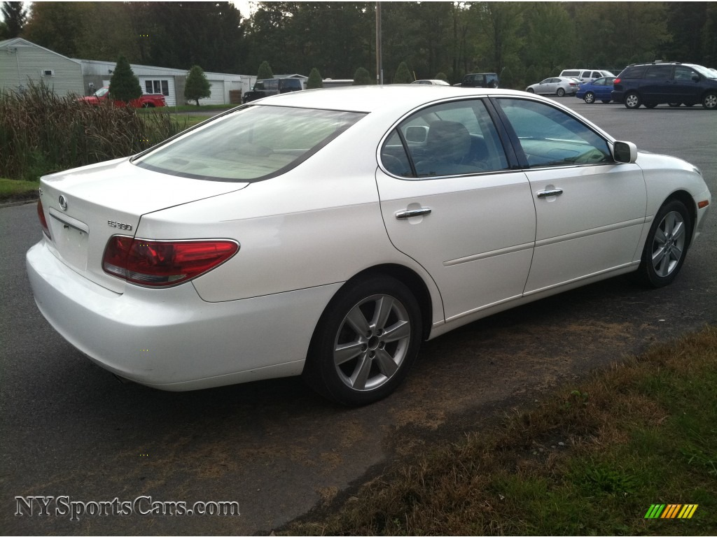 2005 lexus es 330 in crystal white photo 5 084264 cars for sale in new york. Black Bedroom Furniture Sets. Home Design Ideas