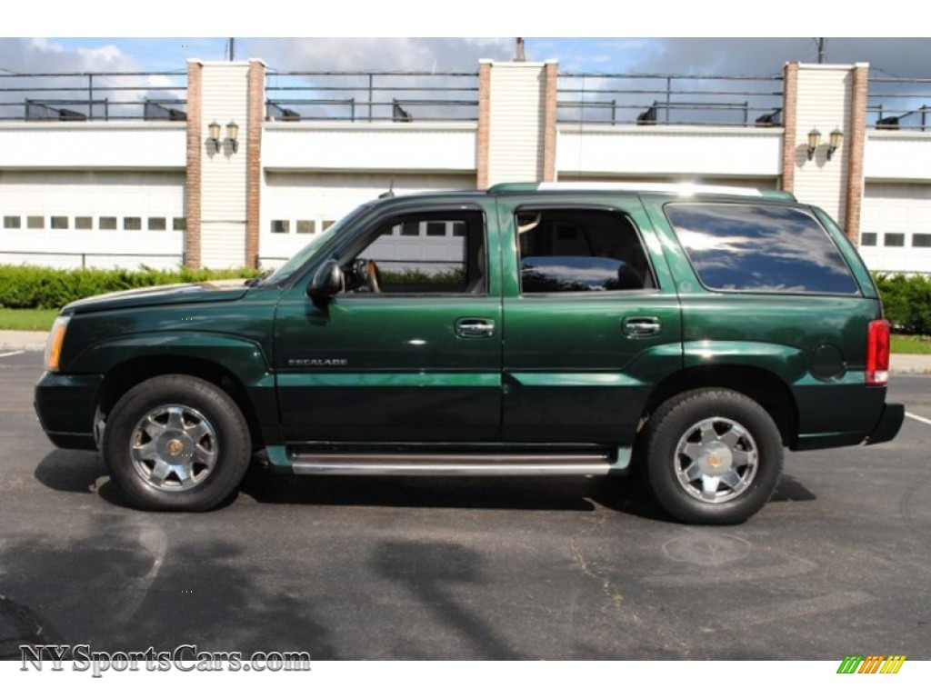 2003 cadillac escalade awd in green envy photo 3 209444 cars for sale in. Black Bedroom Furniture Sets. Home Design Ideas