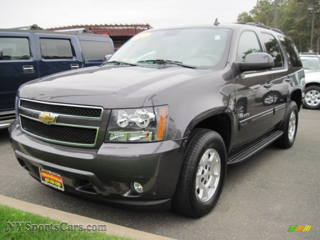 2010 chevrolet tahoe lt 4x4 in taupe gray metallic 236318 cars for sale. Black Bedroom Furniture Sets. Home Design Ideas