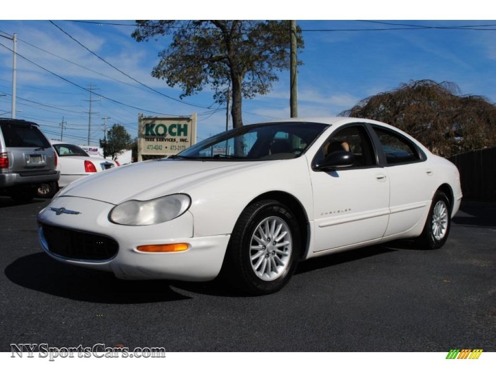1998 Chrysler Concorde Lx In Stone White 140401
