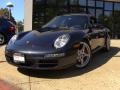 Porsche 911 Carrera S Coupe Atlas Grey Metallic photo #1
