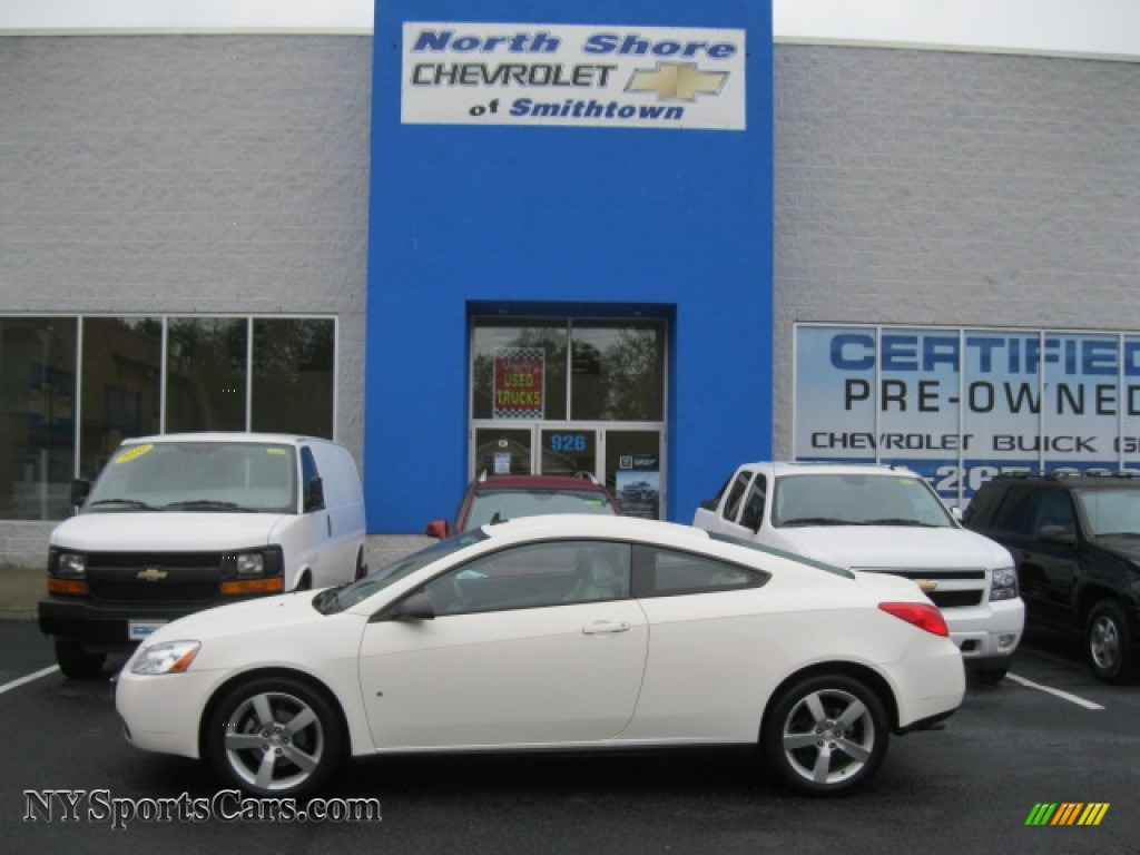 2008 Pontiac G6 GT Coupe in White Diamond Tri Coat - 261880 ...