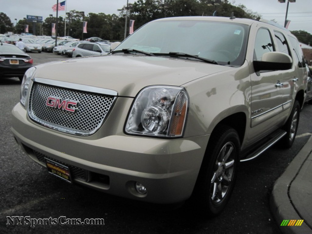 2007 gmc yukon denali awd in gold mist metallic 392196 cars for sale in. Black Bedroom Furniture Sets. Home Design Ideas