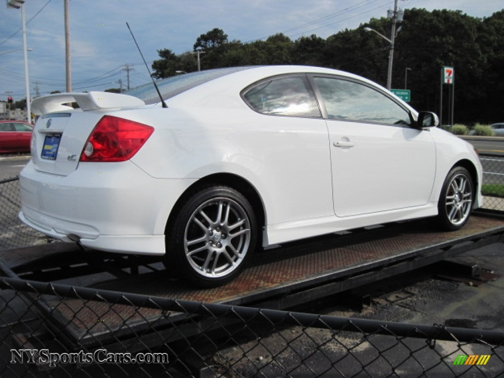 2007 Scion Tc In Super White Photo 3 176121
