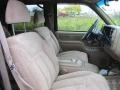 Chevrolet Suburban K2500 4x4 Forest Green Metallic photo #17