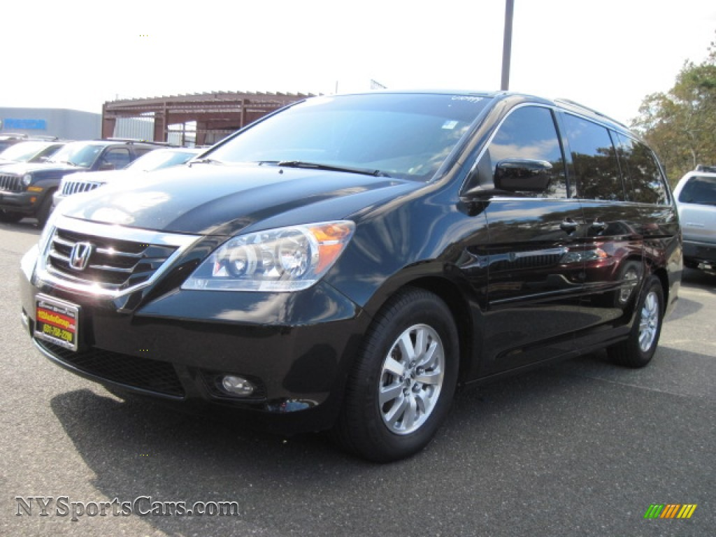 2010 Honda Odyssey Ex L In Crystal Black Pearl 016209 Nysportscars Com Cars For Sale In
