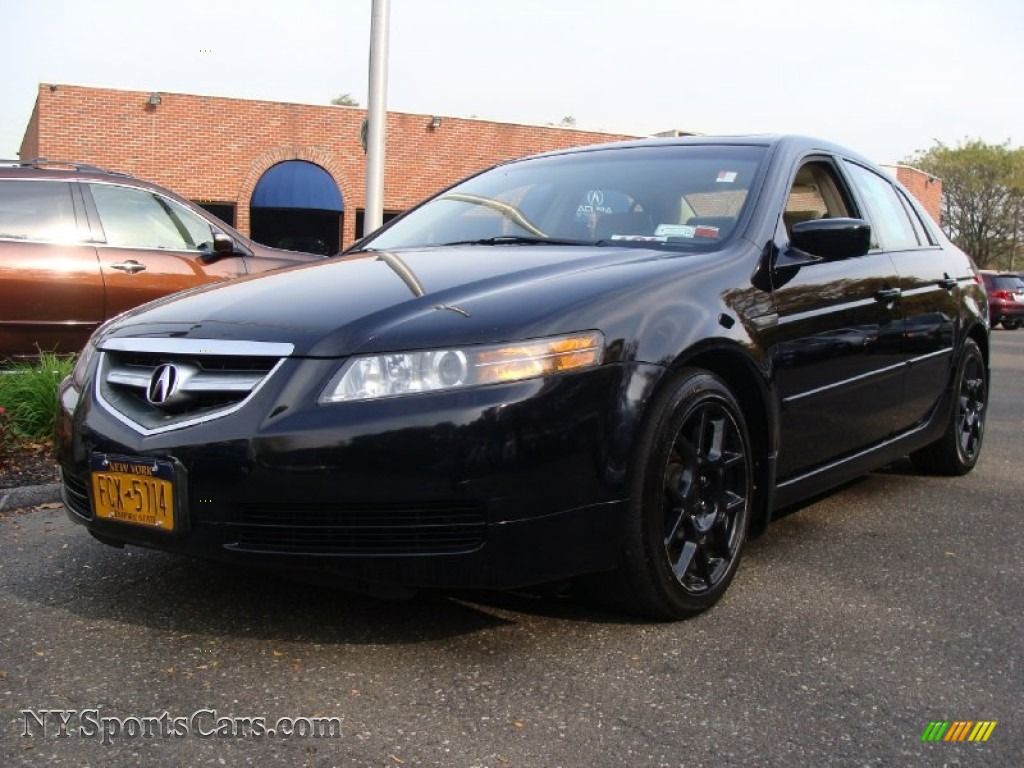 2005 acura tl 3 2 in nighthawk black pearl 070768. Black Bedroom Furniture Sets. Home Design Ideas