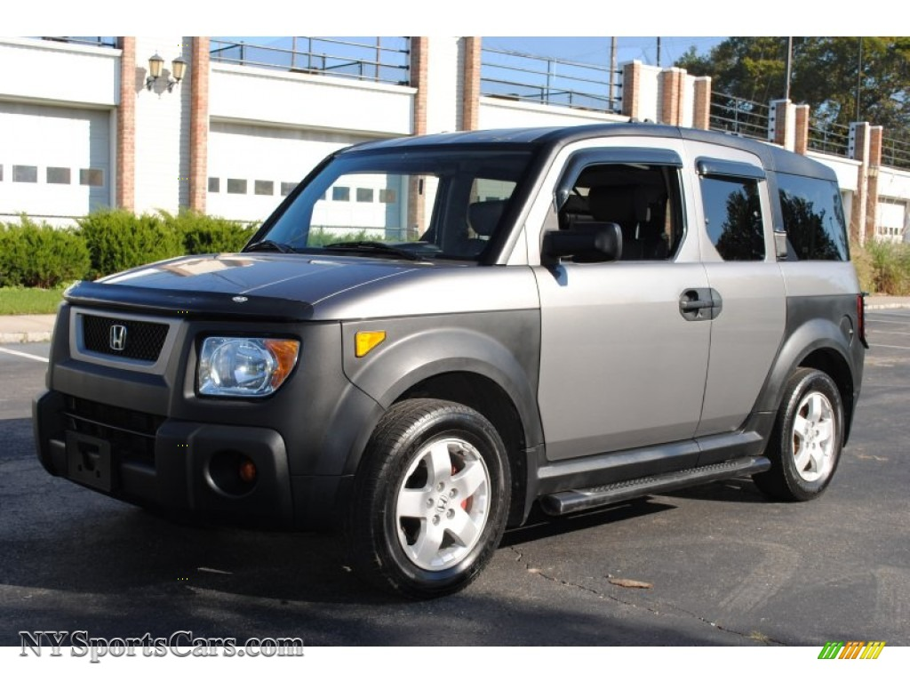 2005 honda element ex awd in magnesium metallic 016246 cars for sale in. Black Bedroom Furniture Sets. Home Design Ideas