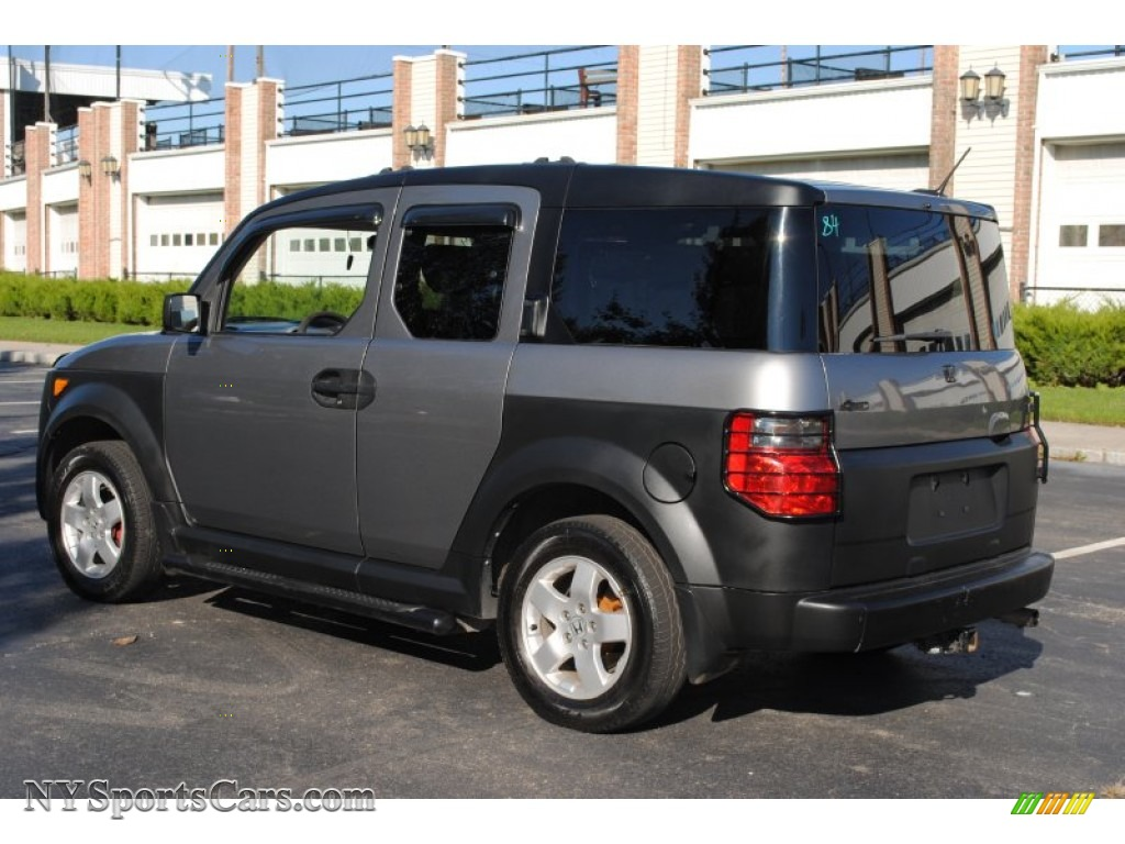 2005 honda element ex awd in magnesium metallic photo 4 016246 cars for. Black Bedroom Furniture Sets. Home Design Ideas