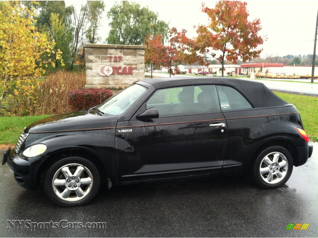 2005 Chrysler Pt Cruiser Touring Turbo Convertible In