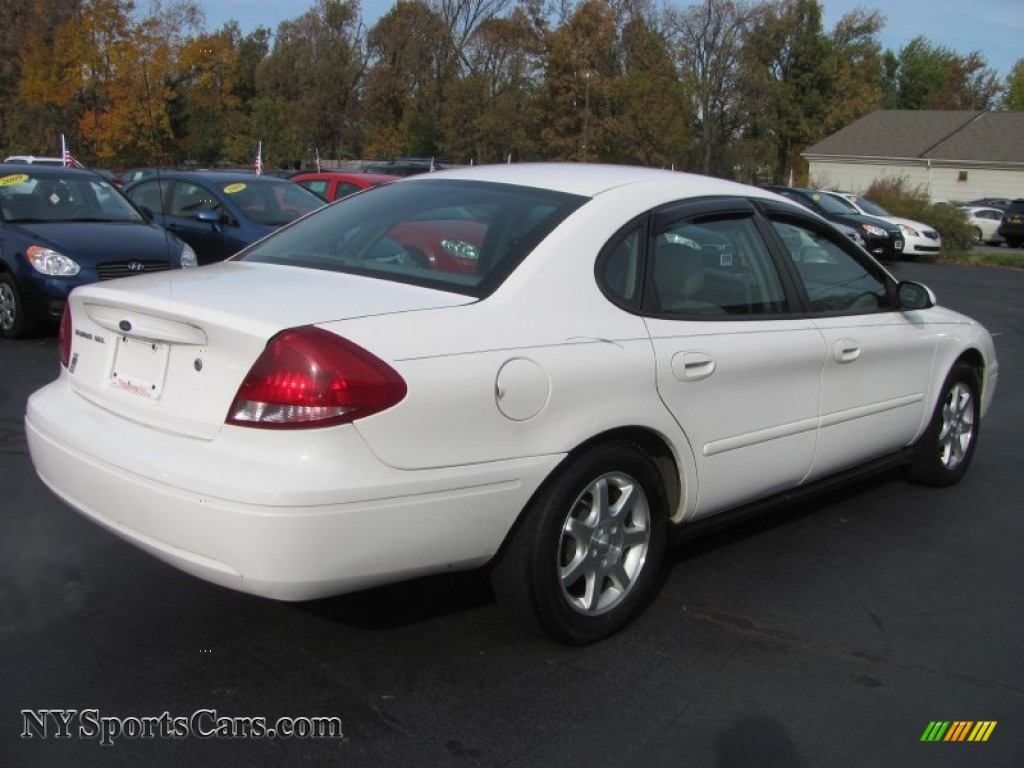 Cars For Sale Under 3000 >> 2006 Ford Taurus SEL in Vibrant White photo #2 - 154985 ...