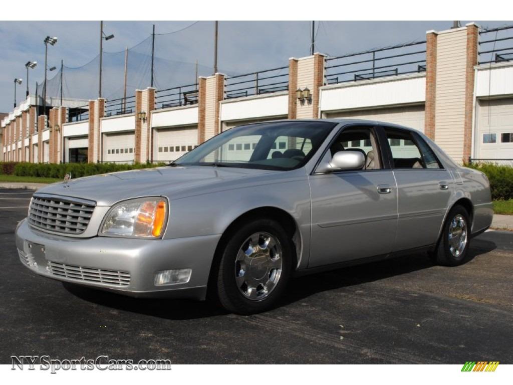2000 Cadillac DeVille Sedan in Sterling - 332621 | NYSportsCars.com