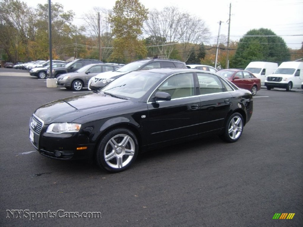 2006 audi a4 2 0t quattro sedan in brilliant black 288697 cars for sale. Black Bedroom Furniture Sets. Home Design Ideas