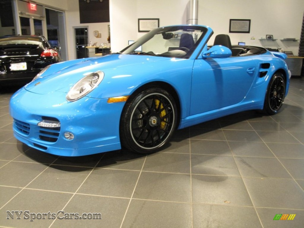 Honda Crv Colors >> 2012 Porsche 911 Turbo S Cabriolet in Paint to Sample ...