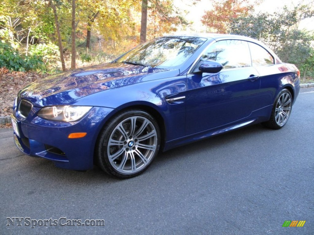 2008 bmw m3 convertible in interlagos blue metallic 330687 cars for sale. Black Bedroom Furniture Sets. Home Design Ideas