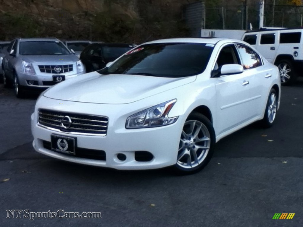 for nissan white watch sale maxima