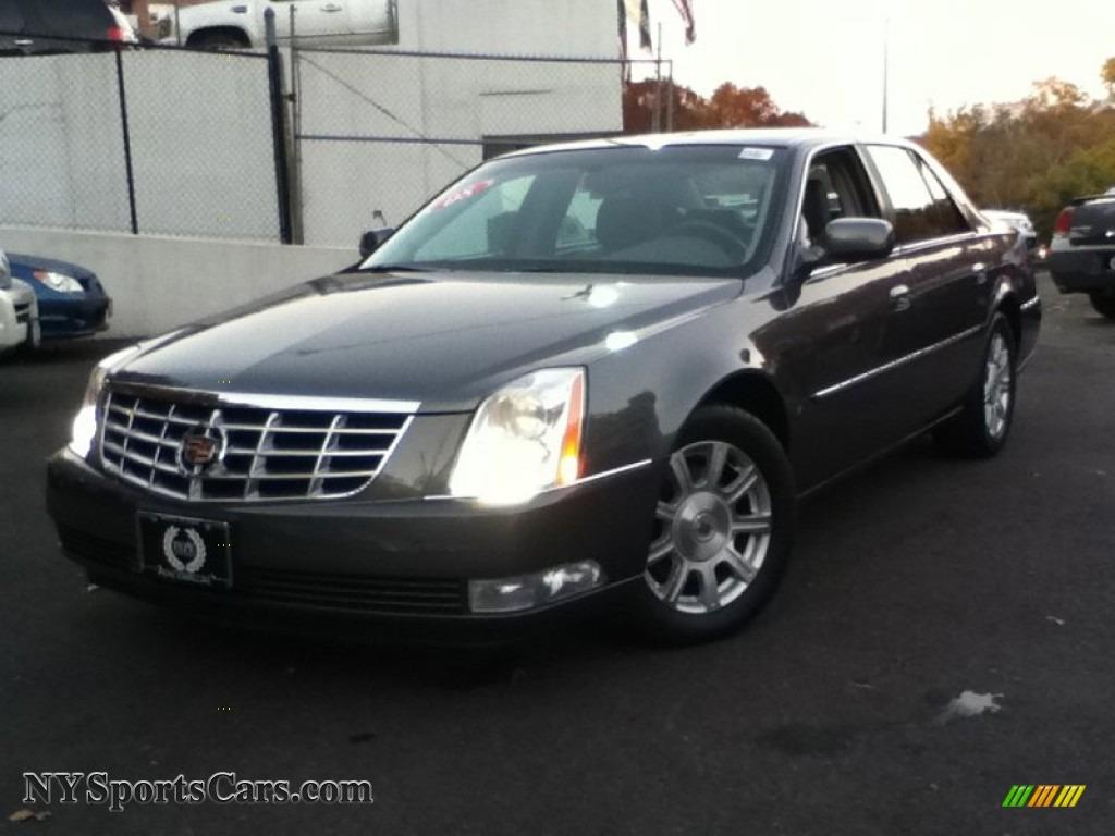 2008 Cadillac Dts In Black Raven 174358 Nysportscars