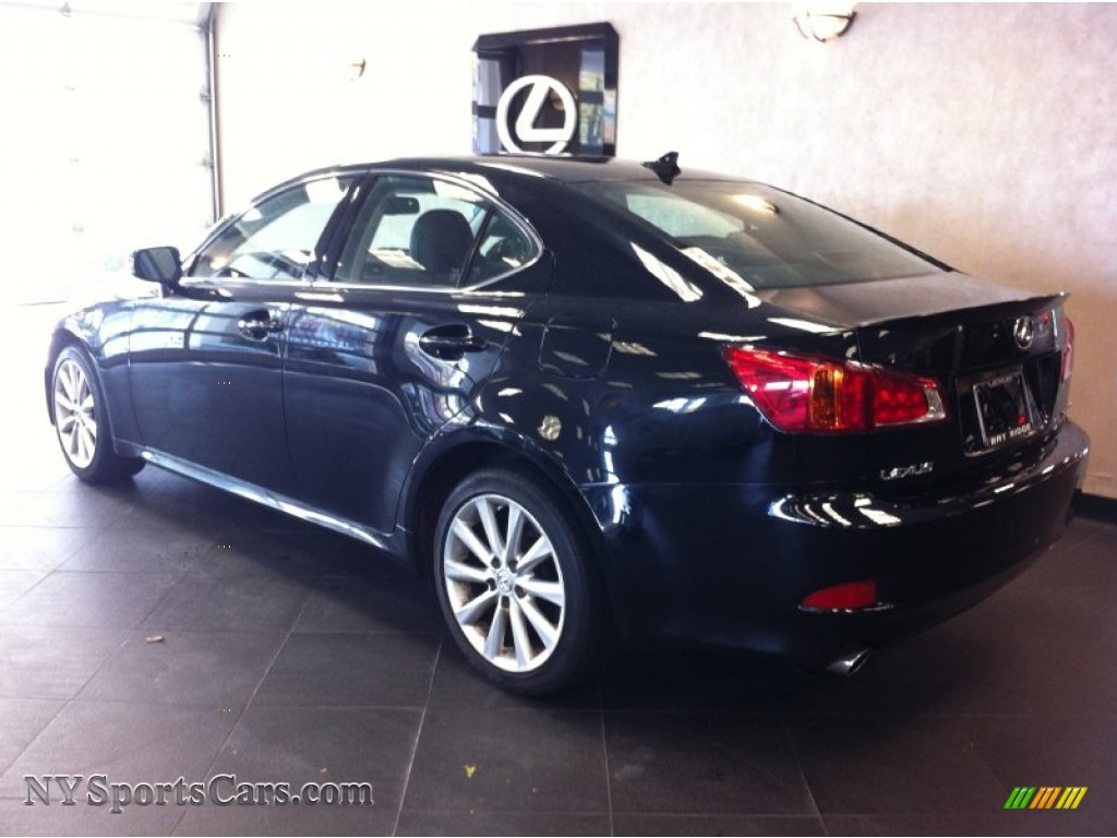 2009 lexus is 250 awd in obsidian black photo 4 028969 cars for sale in. Black Bedroom Furniture Sets. Home Design Ideas