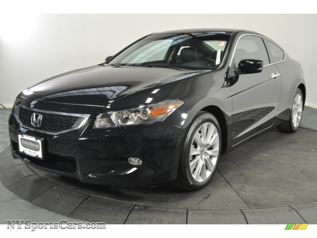 2008 honda accord ex l v6 coupe in nighthawk black pearl 009589 cars for. Black Bedroom Furniture Sets. Home Design Ideas