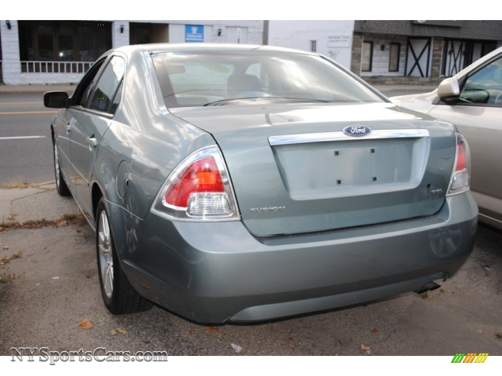 2006 Ford Fusion Sel In Titanium Green Metallic Photo 2 189757 Nysportscars Com Cars For Sale In New York