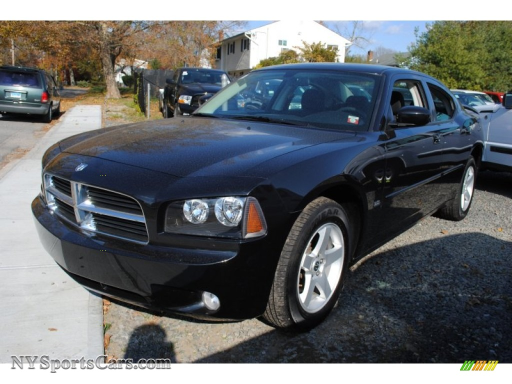 2010 dodge charger sxt in brilliant black crystal pearl - 311966