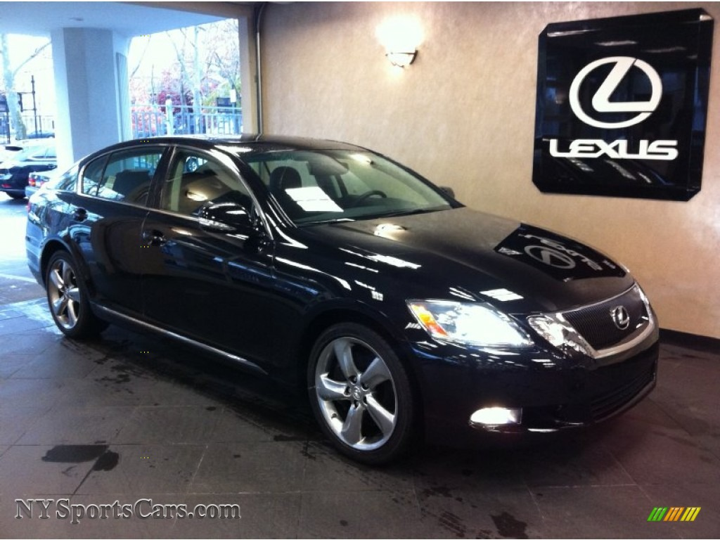 2011 lexus gs 350 in obsidian black - 051748 | nysportscars