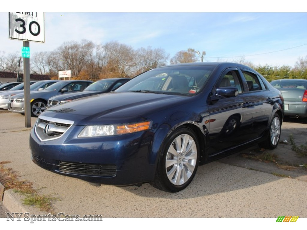 2005 Acura Tl 3 2 In Abyss Blue Pearl 004462 Nysportscars Com Cars For Sale In New York
