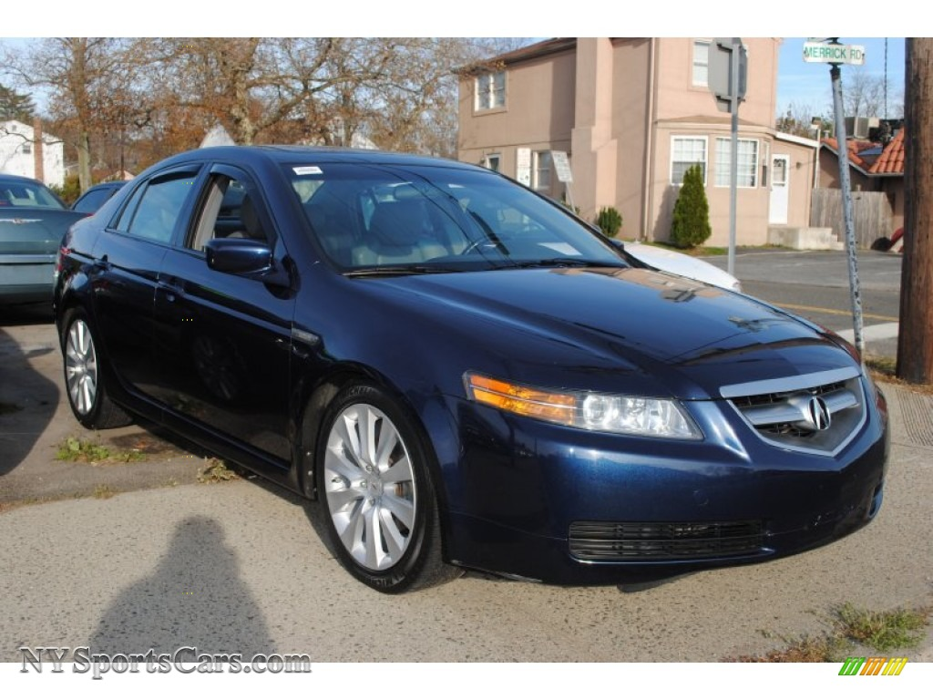 2005 Acura Tl 3 2 In Abyss Blue Pearl Photo 3 004462 Nysportscars Com Cars For Sale In New York