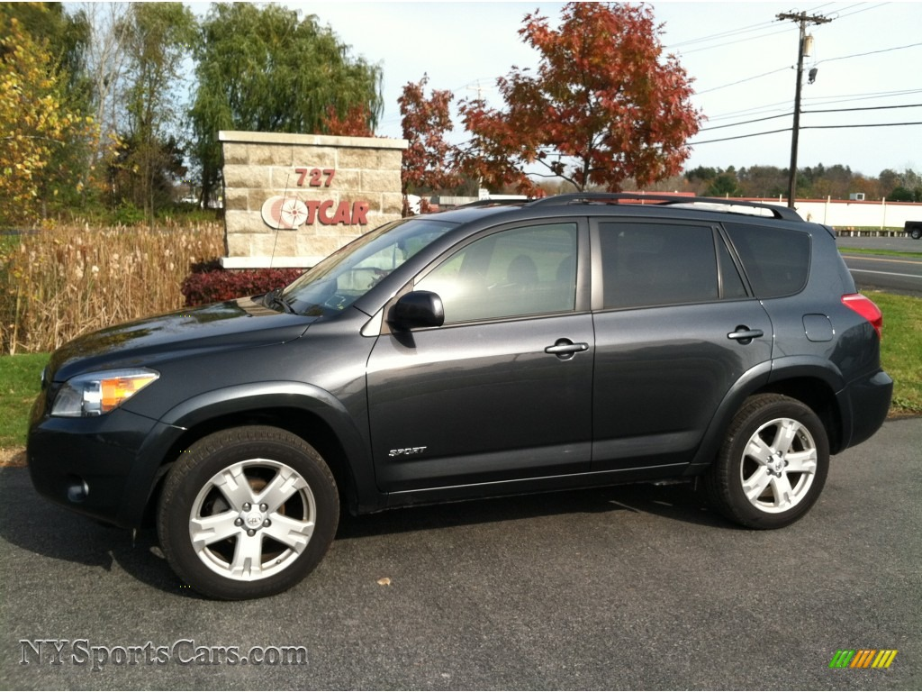 2007 toyota rav4 sport 4wd in flint mica 114344. Black Bedroom Furniture Sets. Home Design Ideas