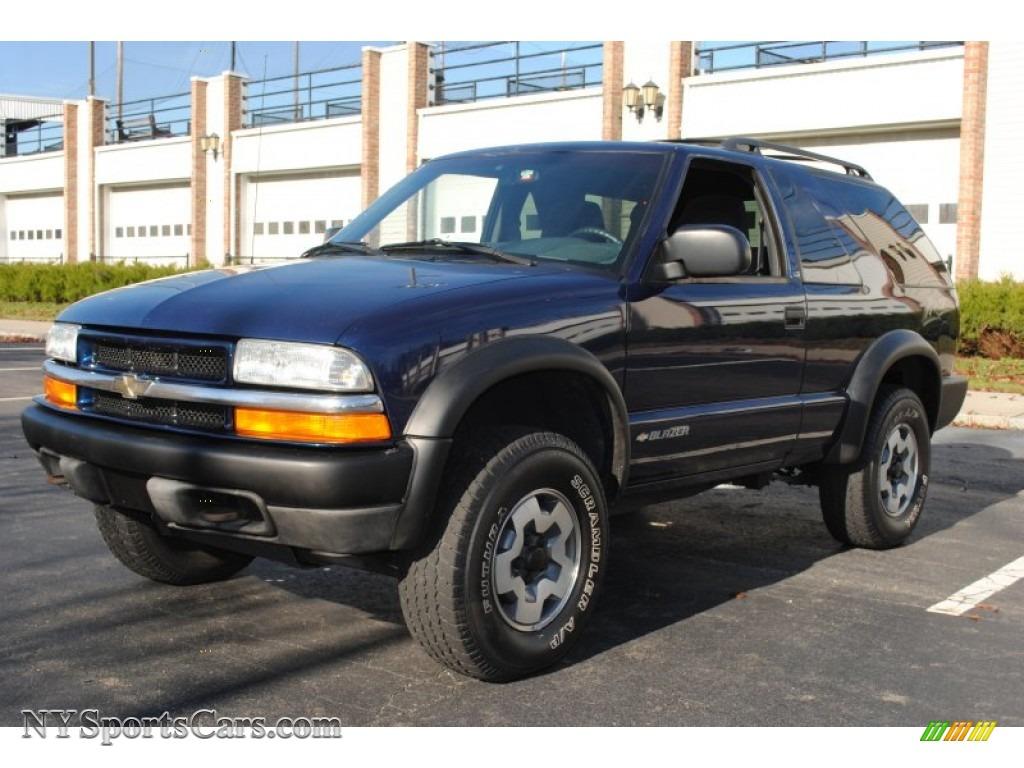 2002 chevrolet blazer ls zr2 4x4 in indigo blue metallic 109568 nysportscars com cars for sale in new york 2002 chevrolet blazer ls zr2 4x4 in indigo blue metallic 109568 nysportscars com cars for sale in new york