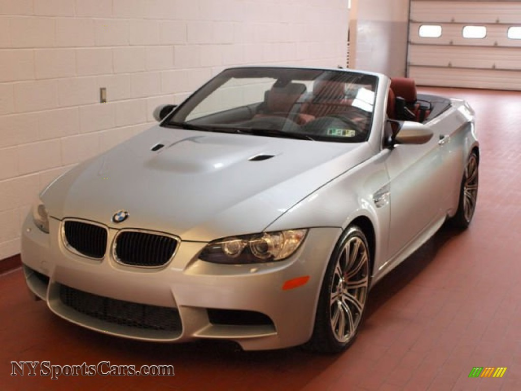2011 bmw m3 convertible in silverstone metallic 399144 cars for sale in. Black Bedroom Furniture Sets. Home Design Ideas