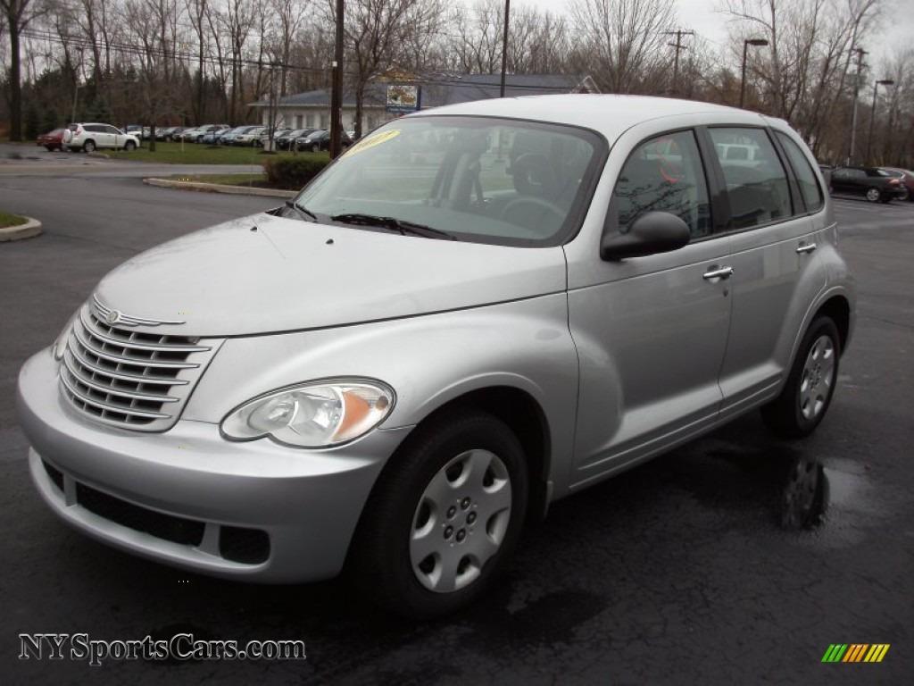 2007 Chrysler Pt Cruiser In Bright Silver Metallic