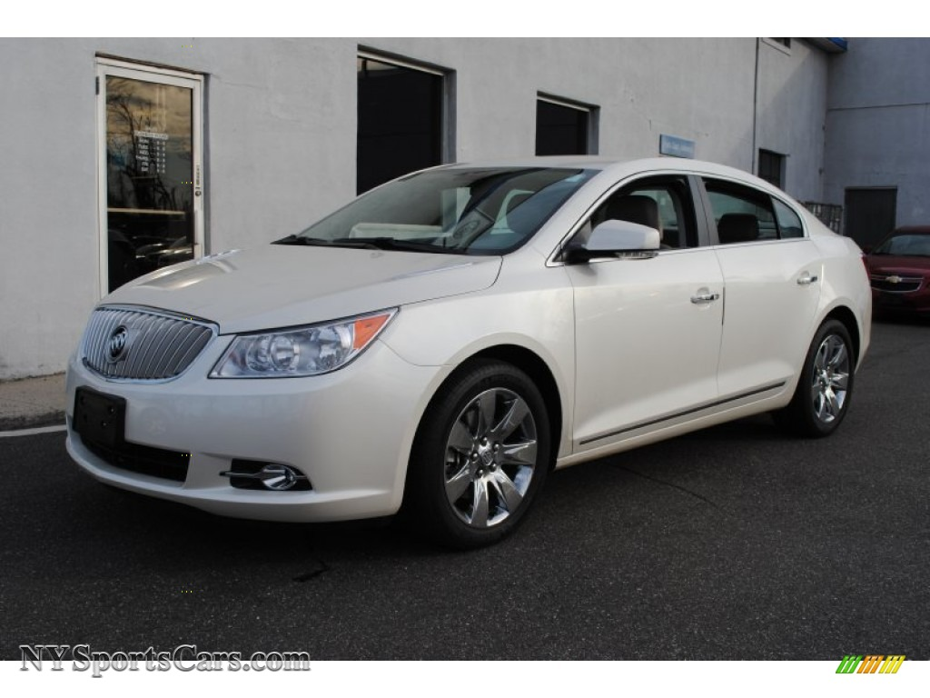 2011 buick lacrosse cxs in white diamond tricoat 327779 cars for sale in. Black Bedroom Furniture Sets. Home Design Ideas
