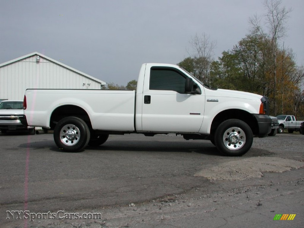 2005 Ford F250 Super Duty Xl Regular Cab 4x4 In Oxford