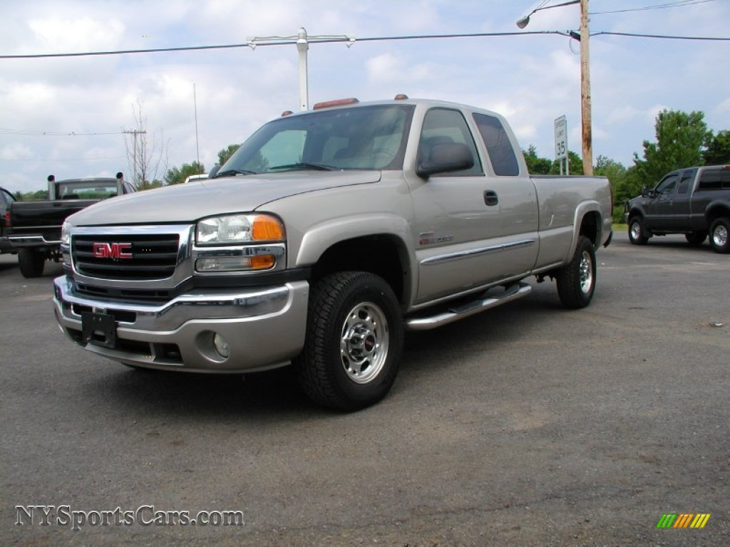 2005 gmc duramax 2500hd extended cab turbo duramax diesel for autos post. Black Bedroom Furniture Sets. Home Design Ideas