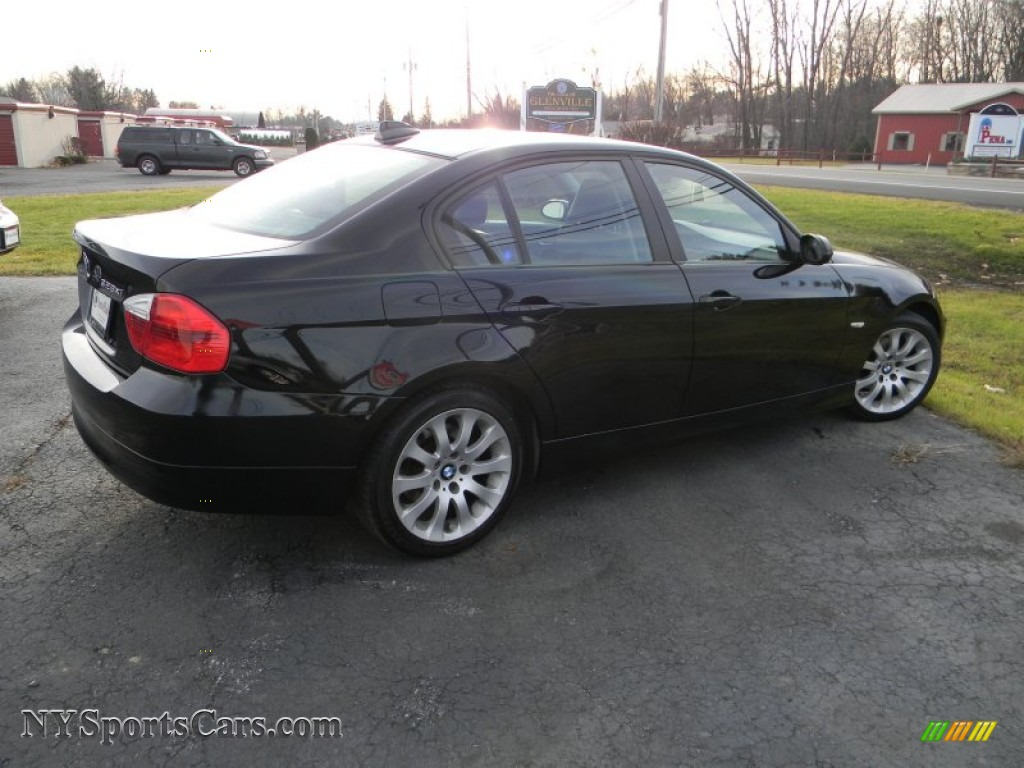 2007 bmw 3 series 328xi sedan in jet black photo 4. Black Bedroom Furniture Sets. Home Design Ideas