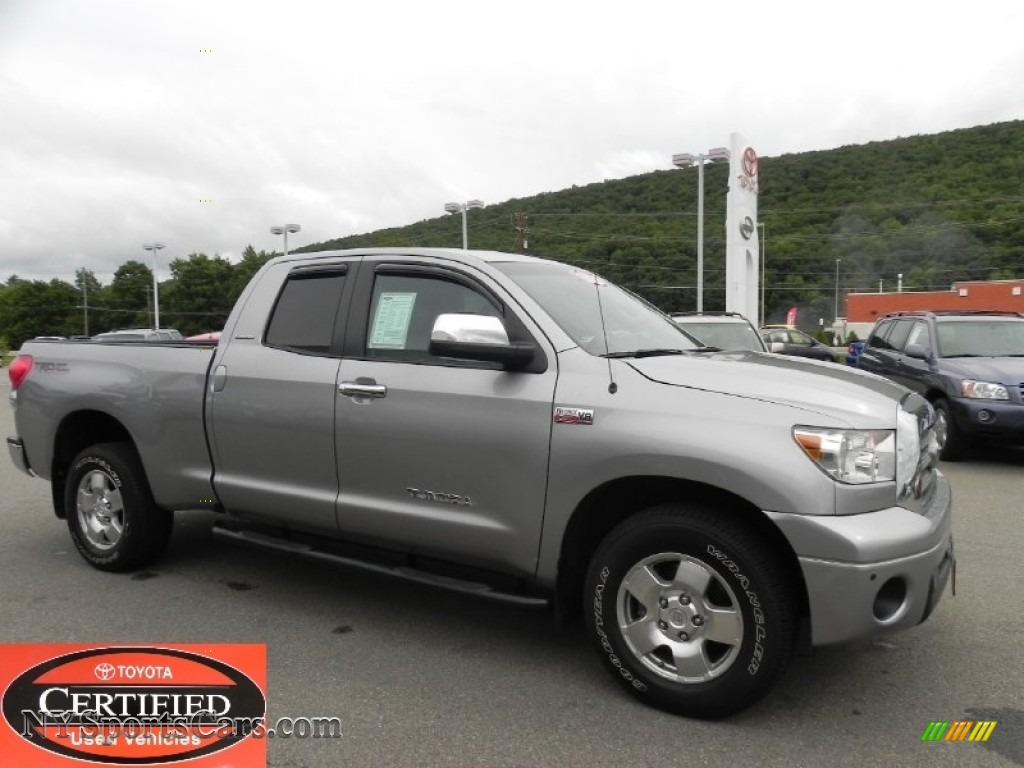 2011 Toyota Camry For Sale >> 2008 Toyota Tundra Limited Double Cab 4x4 in Slate Gray Metallic - 504702 | NYSportsCars.com ...