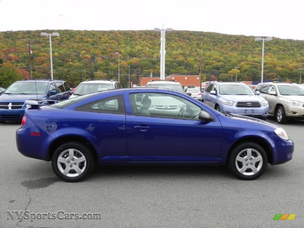 2007 Chevrolet Cobalt Ls Coupe In Laser Blue Metallic 199968