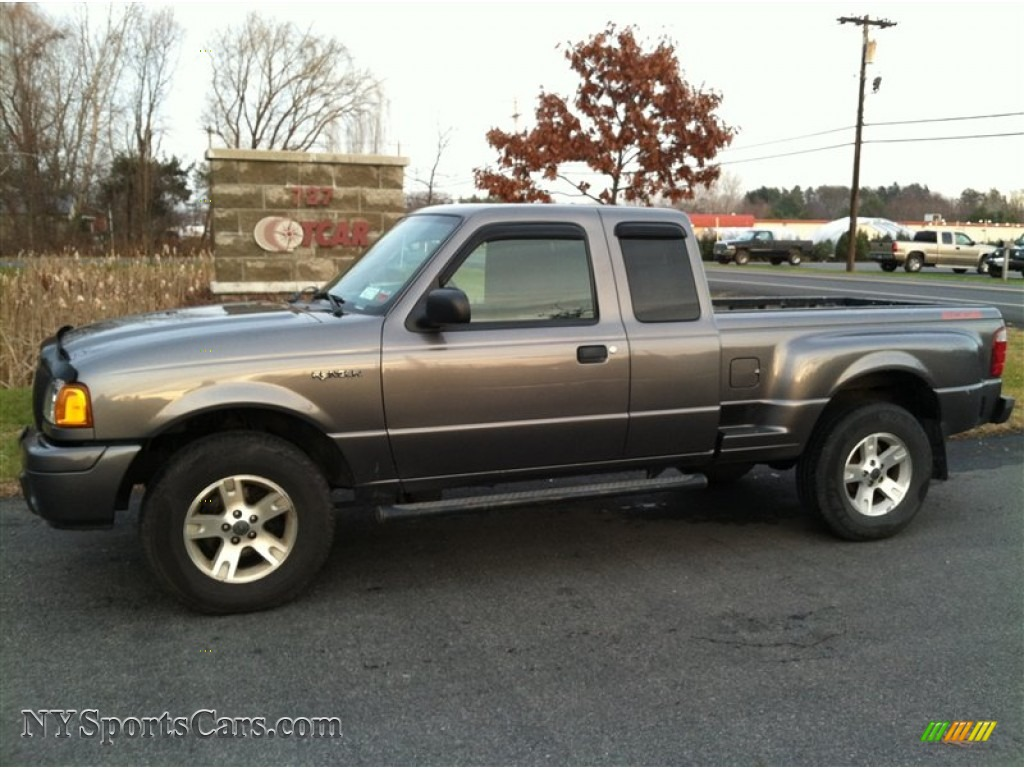 2004 ford ranger xlt supercab 4x4 in dark shadow grey metallic b09167. Black Bedroom Furniture Sets. Home Design Ideas