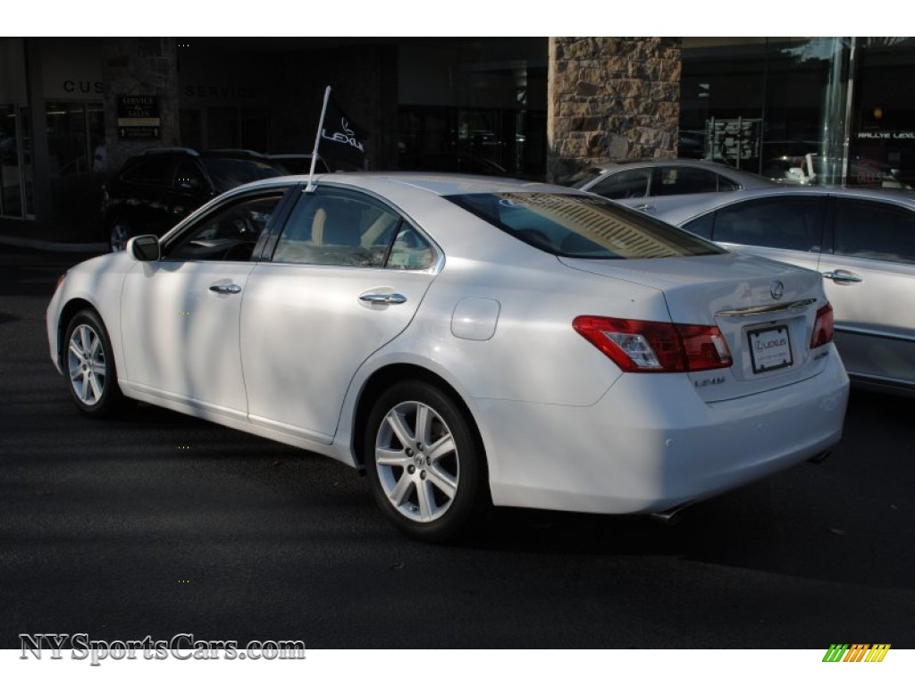 2009 lexus es 350 in starfire pearl white photo 4 280418 cars for sale. Black Bedroom Furniture Sets. Home Design Ideas